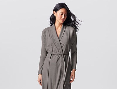Organic Robes Promotion