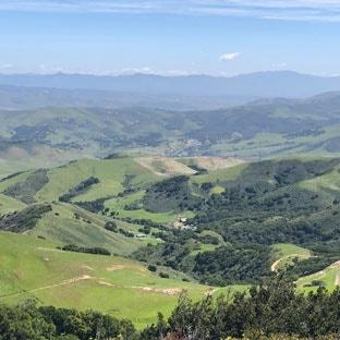 birds-eye view of Jalama Canyon Ranch