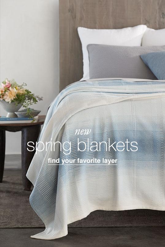 Spring Blankets