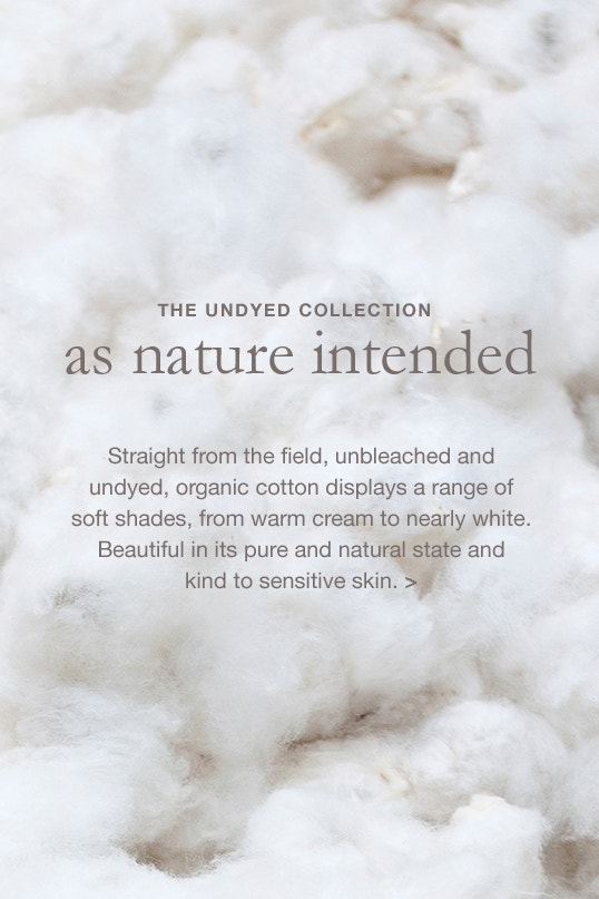 Undyed Collection