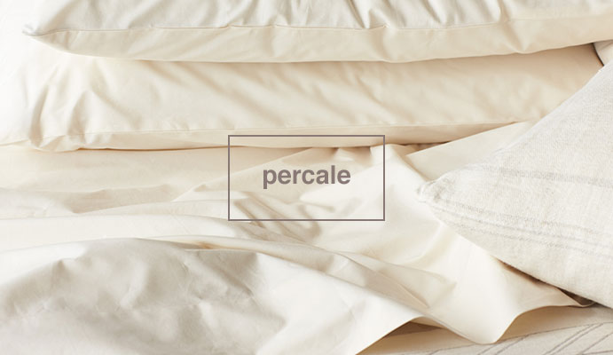 220 Percale Undyed