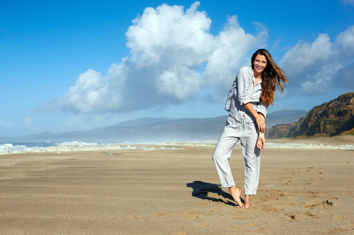 Women's Point Reyes PJ Set