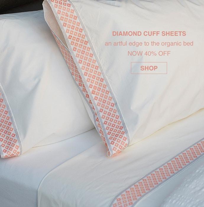 Shop Diamond Cuff Sheets