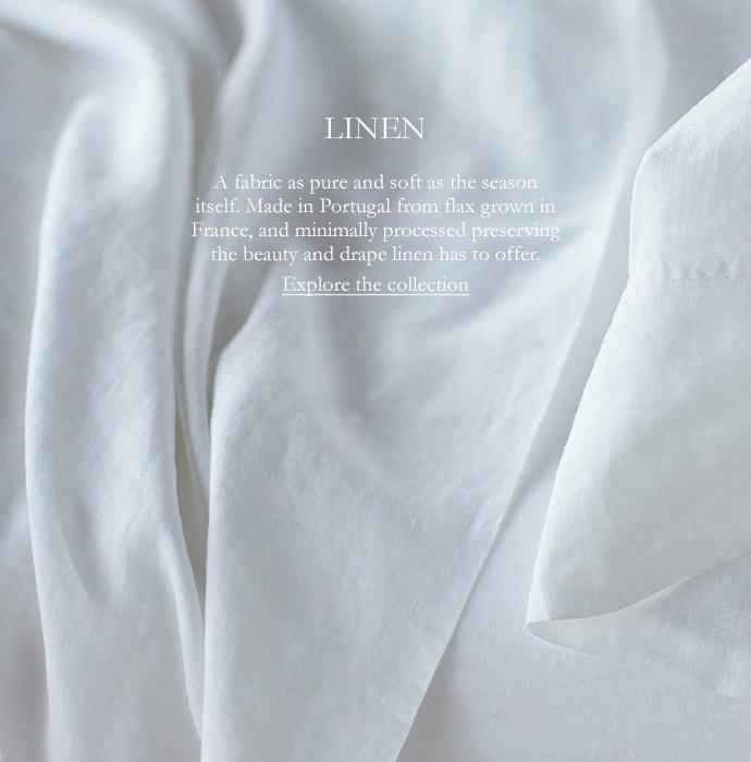 Shop Spring Linen