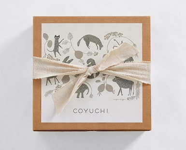 Coyuchi Gift Wrapping Service