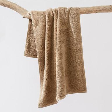 Cloud Loom Towel Stack