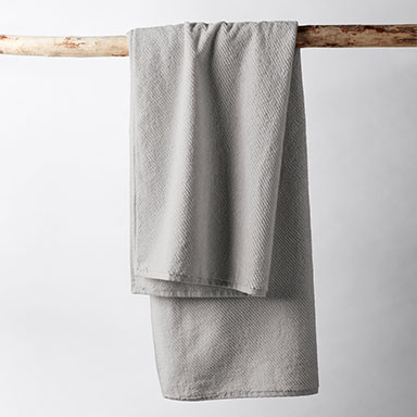 Air Weight Towel On Branch