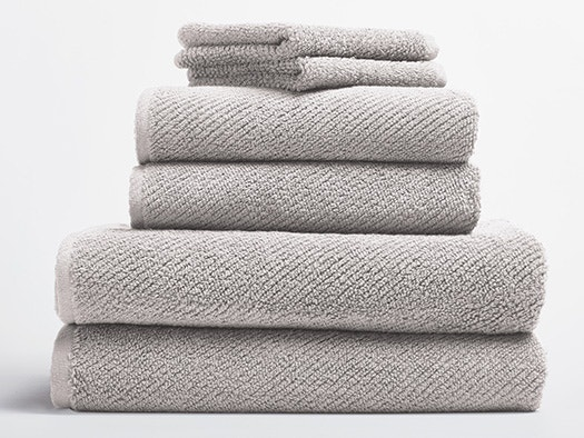 Air Weight Organic Towel Set