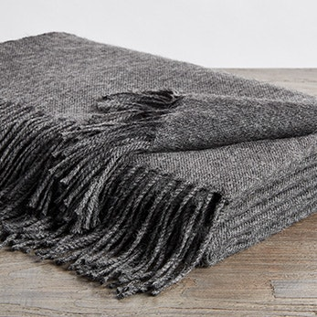 Sonoma Baby Alpaca Throw