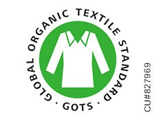 The Global Organic Textile Standard (GOTS) CU#827969