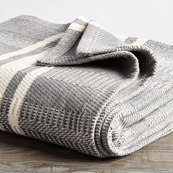 organic cirrus super soft throw