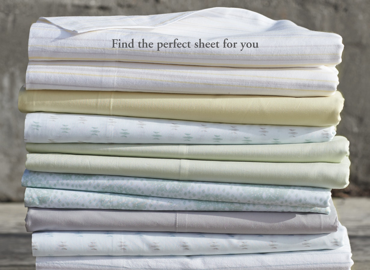 How to choose the perfect sheets